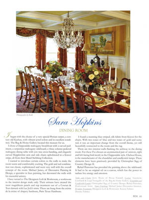 Sara Hopkins Interiors